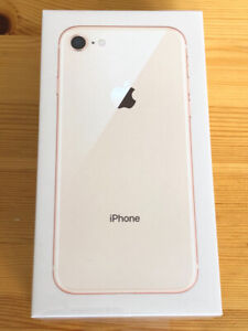 iPhone 8 - New in box