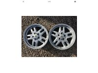 "Range Rover 18"" alloy wheels"