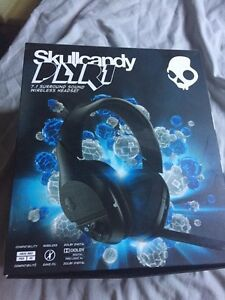 Skull Candy wireless headsets for PS3-4/xbox360-1 Stratford Kitchener Area image 1