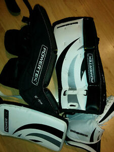 Ensemble gardien de buts - goalie set