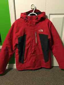 North Face Thermoball Winter Jacket Medium Like New Belleville Belleville Area image 1