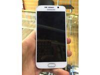 SAMSUNG GALAXY S6 UNLOCKED 32GB WHITE
