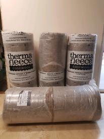 Thermafleece Sheeps wool insulation - new unopened