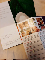 Holtz Spa Gift Certificate