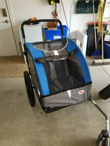 Bell Two seater Bike Trailer