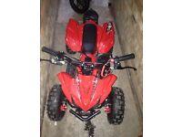 Mini quad ATV 50cc