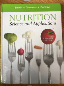 Textbook Nutrition Science and Applications