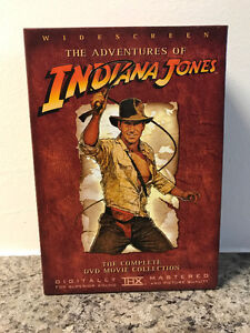 Indiana Jones DVD Collection - 4 DVDs
