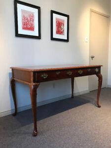 Queen Anne Style Desk