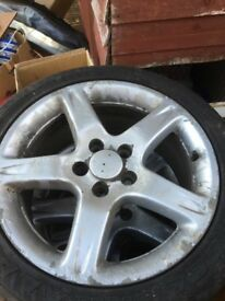 Lexus GS300 2jz OEM alloy wheels x5
