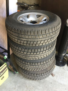 "Barely used 16"" Toyo Winter Snow Tires for sale!"