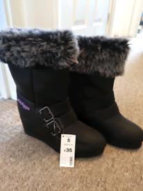 Golddigga boots