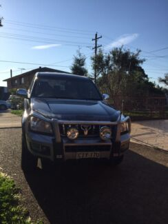 Toyota Prado GXL turbo diesel manual  Parramatta Parramatta Area Preview