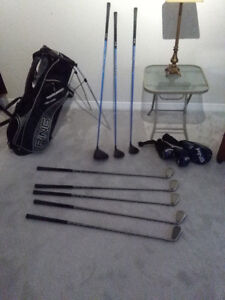 Ping G30 clubs Left handed