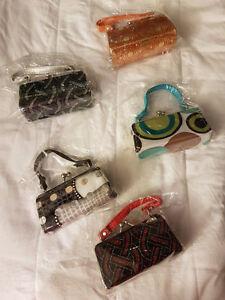 Miniature purses