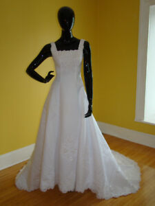 Must Sell -Lot of Ten New Wedding Dresses - Store Closed