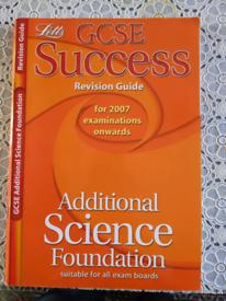 GCSE Success Revision Guide Science