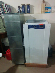 Electric Furnace And Programmable Thermostat For Sale