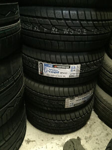 Four Brand New 205 / 50 R16 Hankook Icept Evo Winter tires