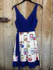 Eva Franco Russian doll dress Peterborough Peterborough Area image 1