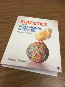 Statistics behavioral sciences buy or sell books in toronto gta statistics for behavioral sciences 2 edition hard cover fandeluxe Image collections