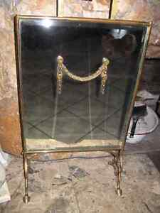 Vintage Fireplace Mirror