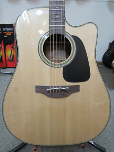 Takamine Pro Series Acoustic/Electric Guitar