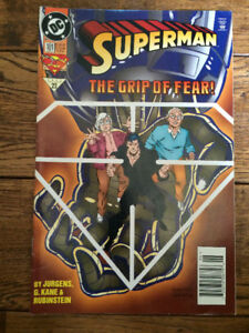 DC Comics Superman, Superman Adventure, Superman Toyman