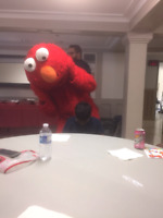 Rent Elmo costume for your next event