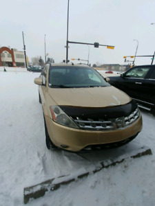 Nissan Murano for sale 2004 !