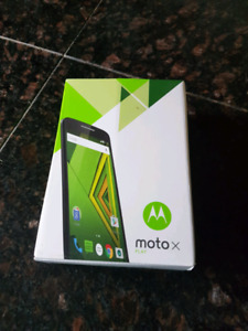 Perfect Condition Moto X Play