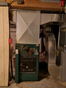 Newmac Wood Burning Furnace for Sale *AMAZING CONDITION