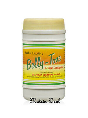 - Belly Tone Powder Herbal Natural Remedy Gentle Constipation Relief Laxative Safe