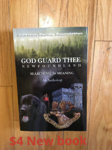 New -nfld book - God Guard thee Newfoundland