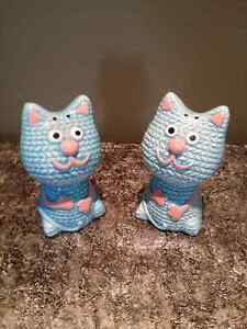 Vintage Cat Salt & Pepper Shakers Regina Regina Area image 1