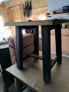 Meta covered top coffee table sets