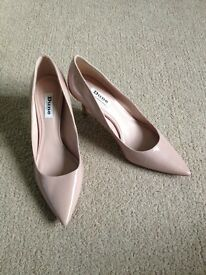 Dune patent shoes size 6