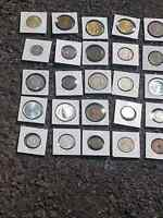 100 Rare and old coins