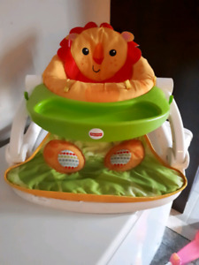 Sit and play baby seat