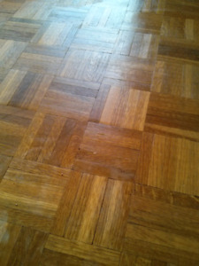 Looking for parquet flooring