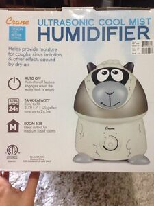 Cool mist humidifier for baby Windsor Region Ontario image 2