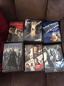 DVDs sets(in good condition)
