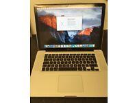 imaculate macbook pro 15