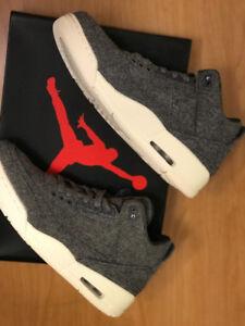 Retro Jordan 3 - Wool