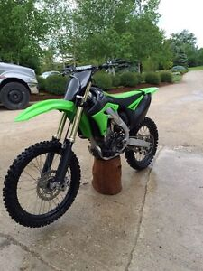 2011 Fuel Injected KXF250