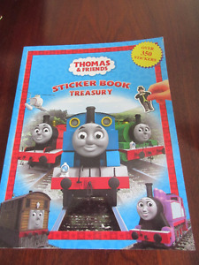 Thomas and Friends - Sticker Book Treasury Brand New