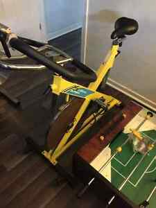 Spin bike- excellent condition