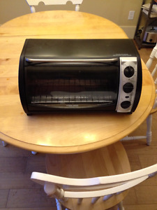 Black & Decker Hi-end Toaster Oven