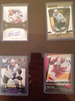 Hockey Cards, New Condition FOR SALE