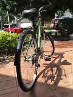 Brand New (Never Used) Raleigh Campus City Commuter Bike